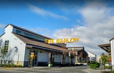 The Barlow entrance